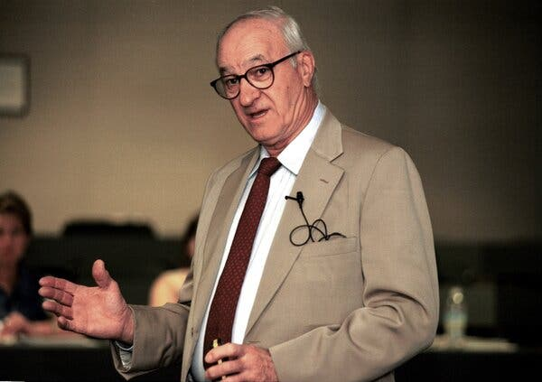 Albert Bandura, Leading Psychologist of Aggression, Dies at 95 – The New York Times