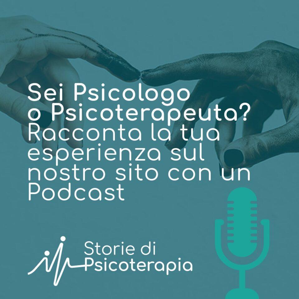 Storie di Psicoterapia